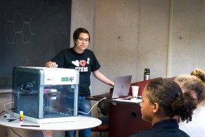 Mechanical, Material & Design Workshop: Experience the new 3D printing craze