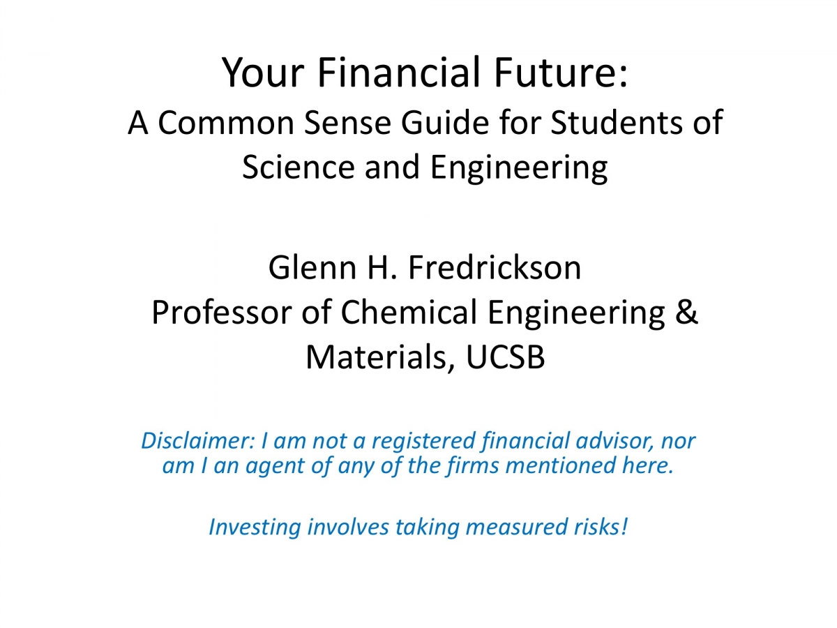 your financial future gsds 1 17 27-1